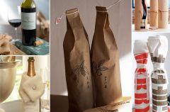 Opakowanie na wino - wyj�tkowy pomys� na prezent