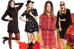 Sukienki - kolekcje na jesie� i zim� 2013/14
