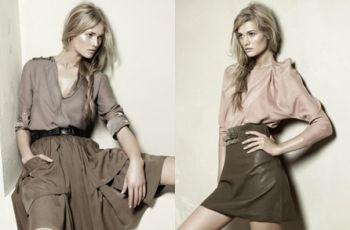 Szorty i sk�rzane kurtki w nowej kolekcji Zara na wiosn� i lato 2010