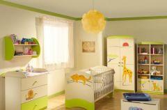 Meble dla dzieci - kolekcja Sawanna
