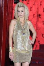 Joanna Koroniewska jako blondynka