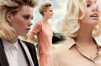 Fryzury blond w nowej wersji