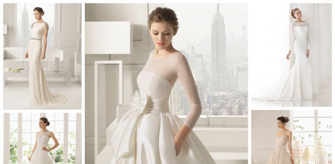Suknie �lubne 2015 - przegl�d najnowszych trend�w