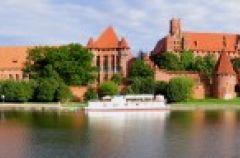 Malbork - najwi�kszy bastion Krzy�ak�w