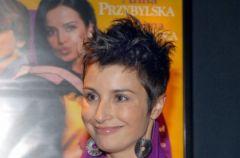 Nowy look Joanny Brodzik na wiosn� 2009