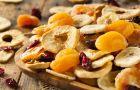 Jak suszy� owoce w piekarniku?