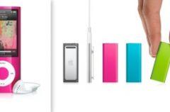 Podaruj odrobin� mi�o�ci z iPod shuffle i iPod nano
