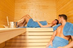Dlaczego nie poc� si� w saunie?