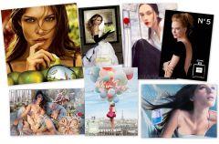 Najpi�kniejsze reklamy perfum dla kobiet
