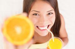 Warto�ci od�ywcze sok�w owocowych