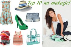 Co spakowa� na wakacje? - Top 10 niezb�dnych rzeczy