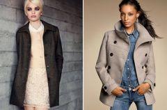 P�aszcze i kurtki H&M na jesie� i zim� 2012/13