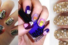 Pi�� ciekawych pomys��w na manicure