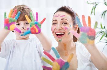 Jak rozwija� kreatywno�� dziecka?