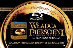 W�adca Pier�cieni: Trylogia - Edycja rozszerzona na Blu-ray od 28 czerwca!