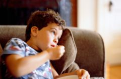 Telewizja a rozw�j dziecka