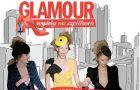 Ewelina Wo�os zwyci�czyni� Czwartego Wy�cigu na Szpilkach Glamour