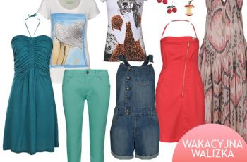 Wakacyjna walizka - trendy na lato 2012! - sp�dniczki