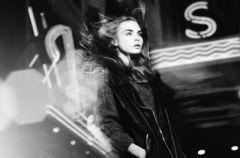 Cara Delevingne w m�odzie�owej kampanii Zary