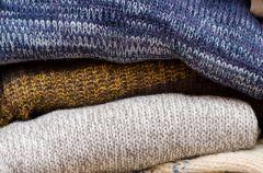 Jak uratowa� zmechacone ubrania?