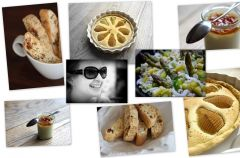 Tarta z gruszkami, pomara�czowa panna cotta i inne przepisy kulinarne z bloga Minta Eats