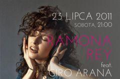 Ramona Rey w klubie Pla�a Krak�w