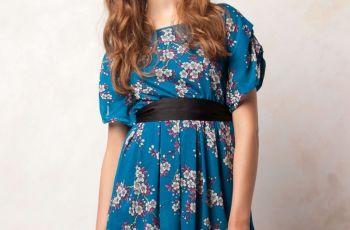 Najmodniejsze sukienki w kolekcji jesie�-zima 2011/2012