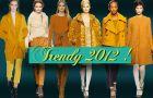 Musztardowy - Najwa�niejsze trendy 2012
