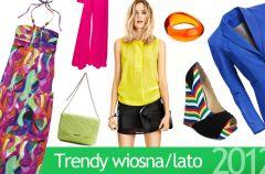 Trendy wiosna/lato 2012 - zapowiedzi z polskich sklep�w!
