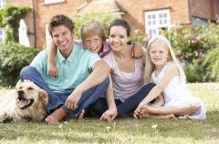 Jaki pies dla rodziny z dzieckiem?