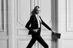 Zmys�owa Anja Rubik dla Saint Laurent Paris