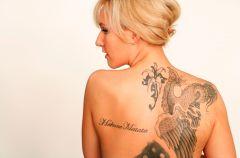 Usuwanie tatua�u i makija�u permanentnego