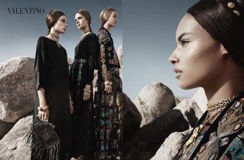 Valentino - kampania na wiosn� 2014