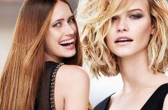 Nowe fryzury d�ugie, �rednie i kr�tkie nowocze�nie farbowane