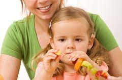 Jak przekona� dziecko do jedzenia owoc�w i warzyw?