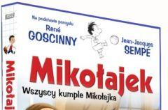 Rewelacja - animowany Miko�ajek ju� na DVD!