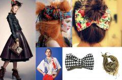 Wzory - trendy na jesie� 2012!