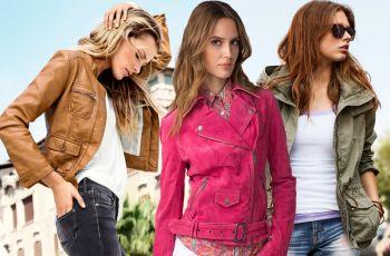 Nowe kolekcje - p�aszcze i kurtki na wiosn� 2013 - Promod