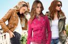 Nowe kolekcje - p�aszcze i kurtki na wiosn� 2013