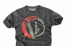 M�ska kolekcja koszulek i bluz Pull And Bear wiosna-lato 2009