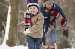 Zachowaj ostro�no�� podczas zimowych zabaw!