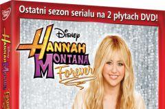 Czwarty sezon Hannah Montany ju� na DVD
