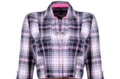 Kraciaste koszule od Tally Weijl na jesie� i zime 2012/13