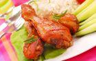 Pa�ki kurczaka w miodzie