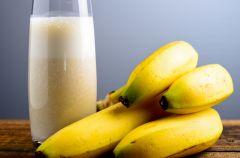 Bananowe mleko