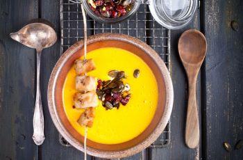 Zupa z dyni na kilka sposob�w