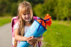 Dbaj o prawid�ow� postaw� dziecka