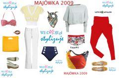 Maj�wka 2009 - We-dwoje stylizuje