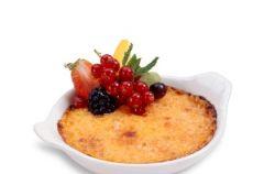 Kuchnia hiszpa�ska: Krem katalo�ski (Crema catalana)