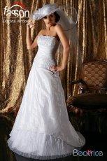 Jesienno-zimowa kolekcja sukni �lubnych Fasson Gold - welon